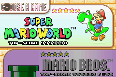 Thumbnail 1 for 0297 - Super Mario Advance 2 - Super Mario World (U).sav